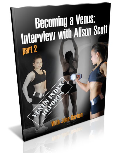 Venus Index Interview Alison Scott Part 2