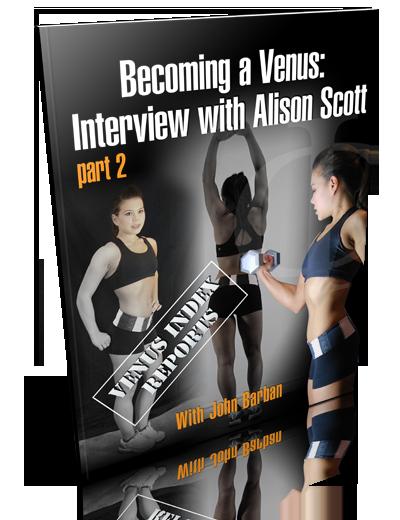 Venus Index Interview Alison Scott Part 2