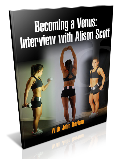 Venus Index interview Ali Scott