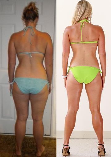 Molly Venus Index Transformation Back