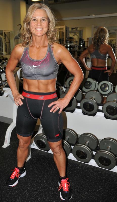 Roberta loves the Venus workouts!