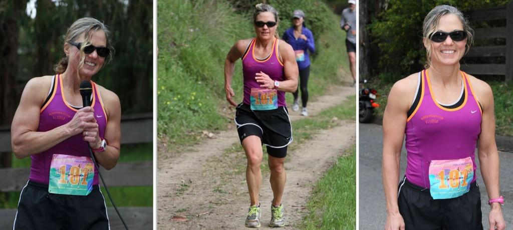 Marin County Half Marathon on March 30, 2013