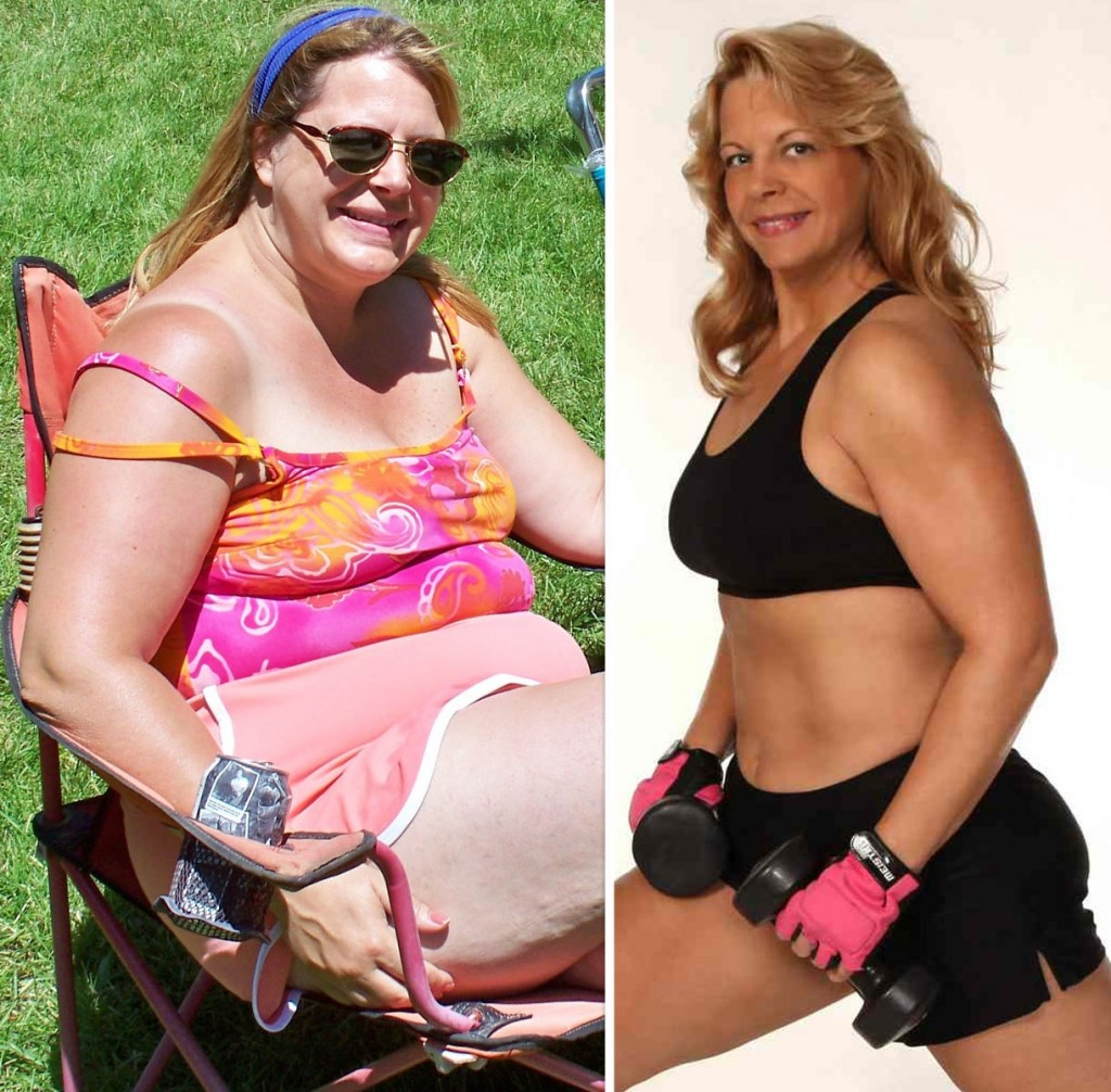 Cynthia's total transformation so far.  With her new confident and Strong Venus mindset she plans to keep going.  I have no doubt she will achieve her goals.