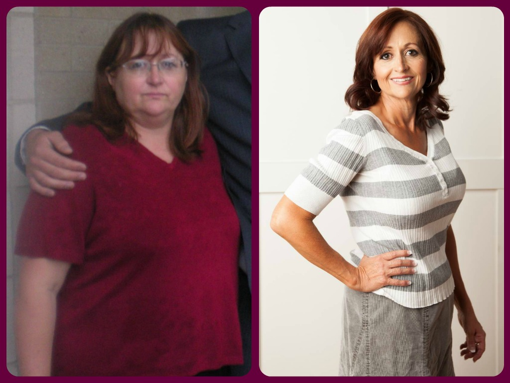 Julie has amazing dedication.  After years of stress and traumatizing health issues she decided enough was enough and lost 100 pounds; 39 of that in the 12 week contest.