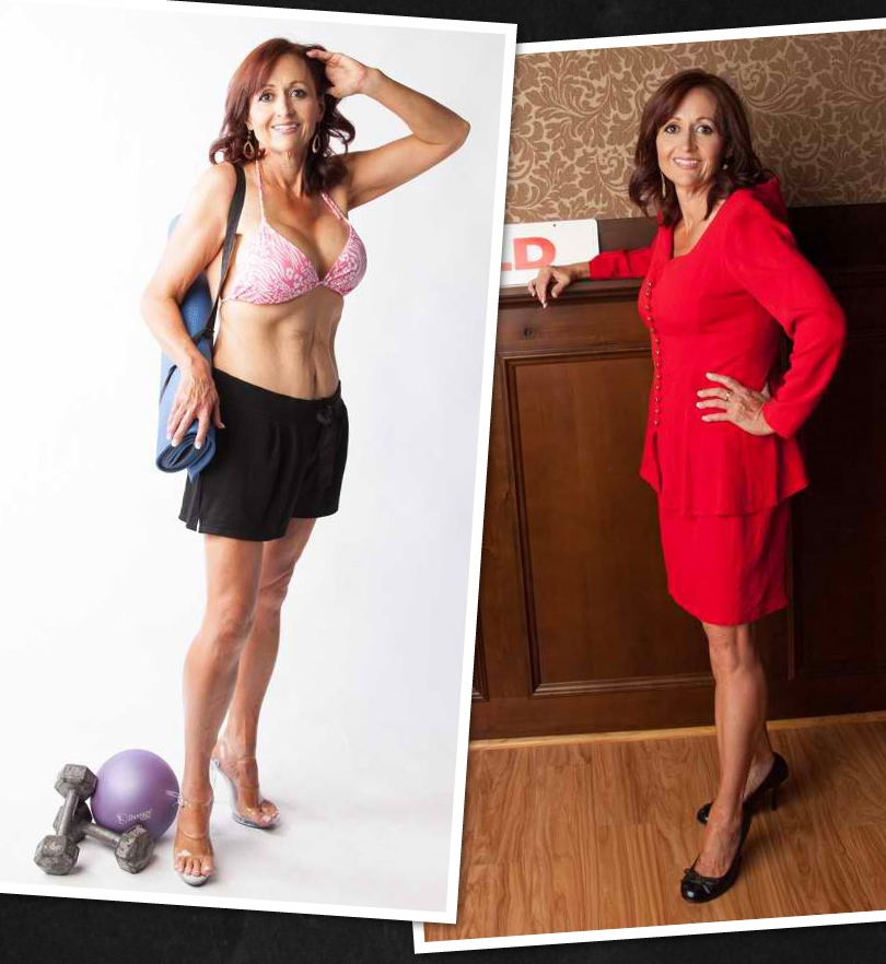 Even in mid life and with many health obstacles Julie found a way to succeed. She said the Venus program was a real eye opener for her.