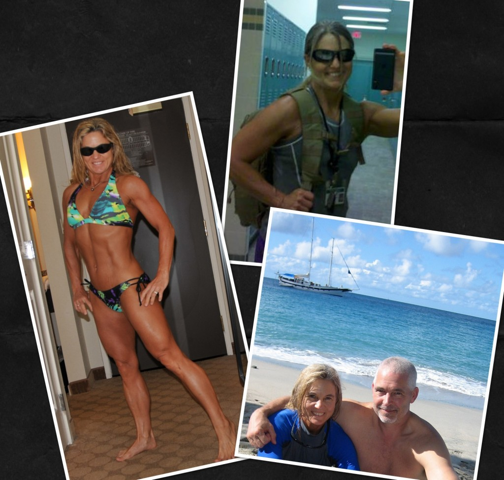 I am enjoying the Venus lifestyle.  In the Caribbean two years ago, last summer in Las Vegas (green bikini), and last week in the locker room.
