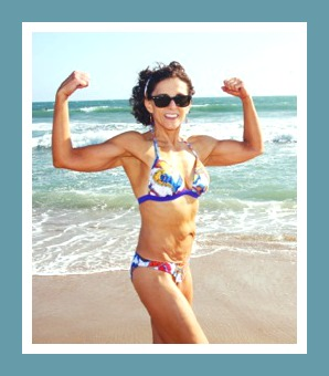 Denise is a Venus who knows her own body.  When it comes to diet and fitness she has been around the block a time or two.
