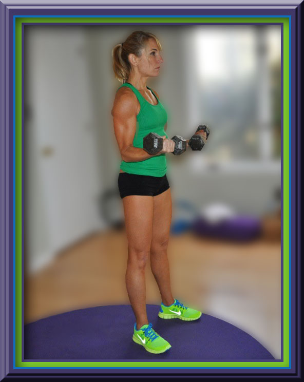 Jenny Weaks is one of our contest winners who knows how to walk the line; pushing hard with nutrition and workouts yet allowing the body to recover so she can keep a healthy metabolism.