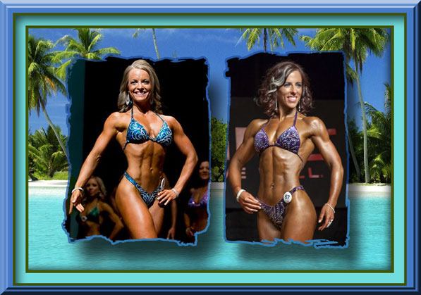 Caroline and Tori are fitness competitors who both got in amazing shape and hit their Venus ratio's. Both had 23 and 24 percent body fat in their legs yet 5-7% in their upper body.  The main thing here is everyone depending on their genetics and heredity will compartmentalize fat differently on their body.