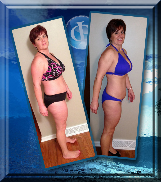 """I now weigh 142 pounds and it just keeps coming off! The compliments come from people every day. I am a more confident and outgoing woman now. I do not want this journey to end! I will continue to strive toward my Venus Index Measurements. I love the Venus Factor program! Anybody can do this! Thank you for changing my life forever! :)"""