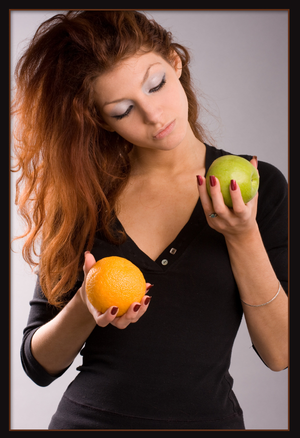 Comparing your rate of fat loss change to another is like comparing apples to oranges.