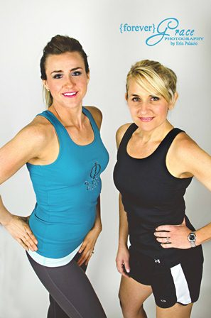 Coach Liss and Coach Jenny are here to help you break a plateau