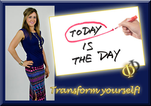 Coach Liss knows how to keep you motivated and stay on track. Today is the day to start your transformation!
