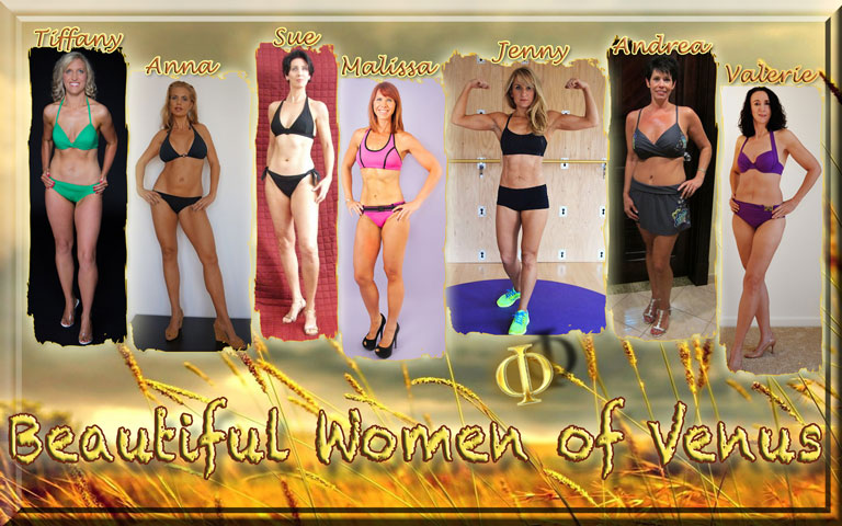 How would you like to achieve the same success as these previous Venus Transformation contest winners? You definitely can do it too - at any age!