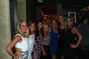 Venus ladies enjoying Vegas