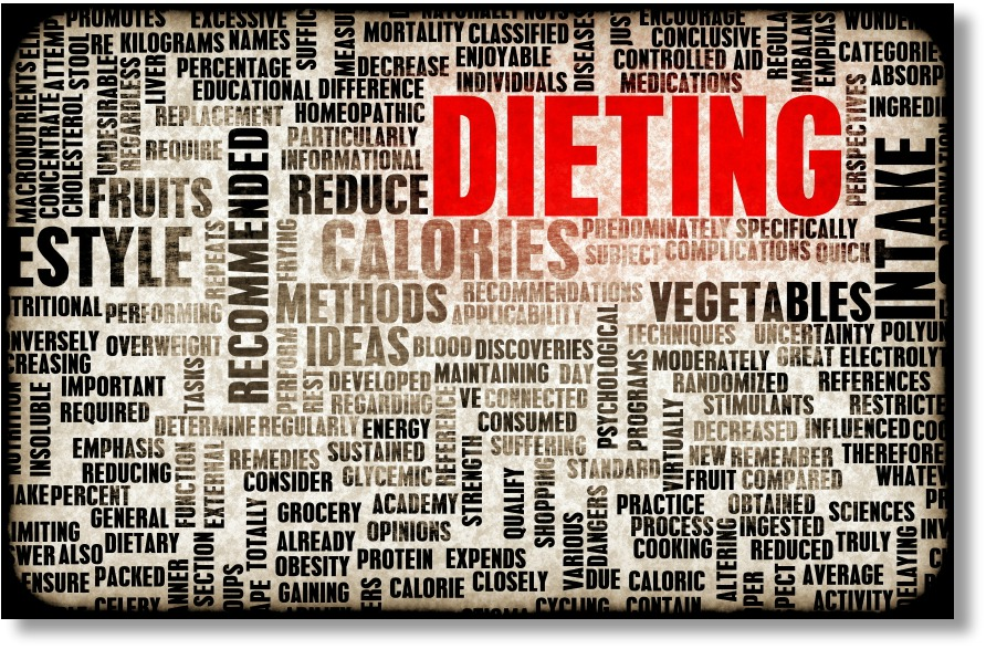 Dieting and Weight Loss as a Concept Abstract