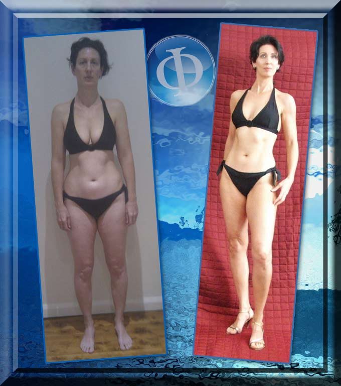 Sue lost 15 pounds in 12 weeks in spite of some setbacks.
