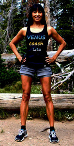 Coach Lita is in tip top shape and knows how to get her clients there too