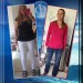 Kat went from a size 14 to a size 6 and has lost more than 36lbs since April.