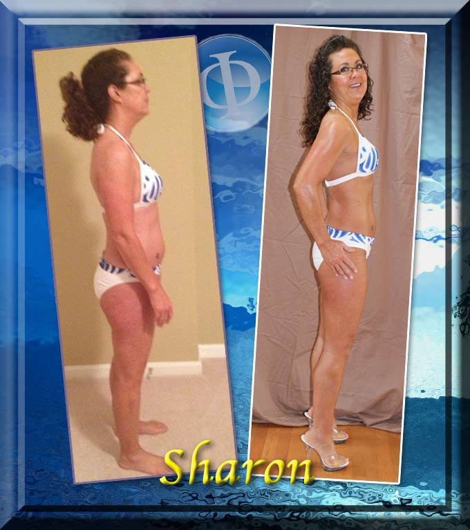 Since I've started, I've actually inspired others, most importantly, my 18 year old daughter and that is soooo exciting for me! ME, an almost 49 year old, in menopause and a mom of an adult...an inspiration to others? Wow!!!! I weigh less now than when I was 29 and I'm positive I have more muscle now than I did then!