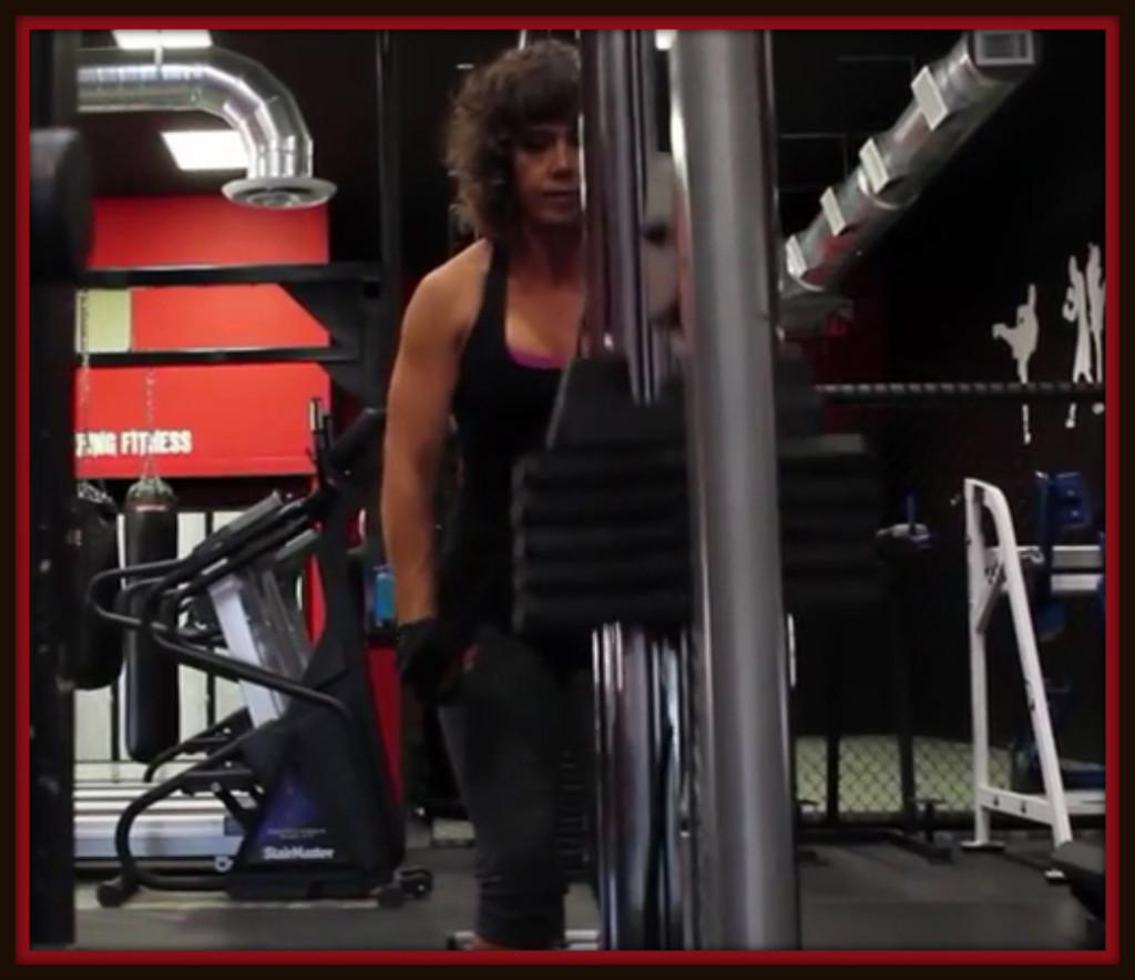 Pam LAF gym