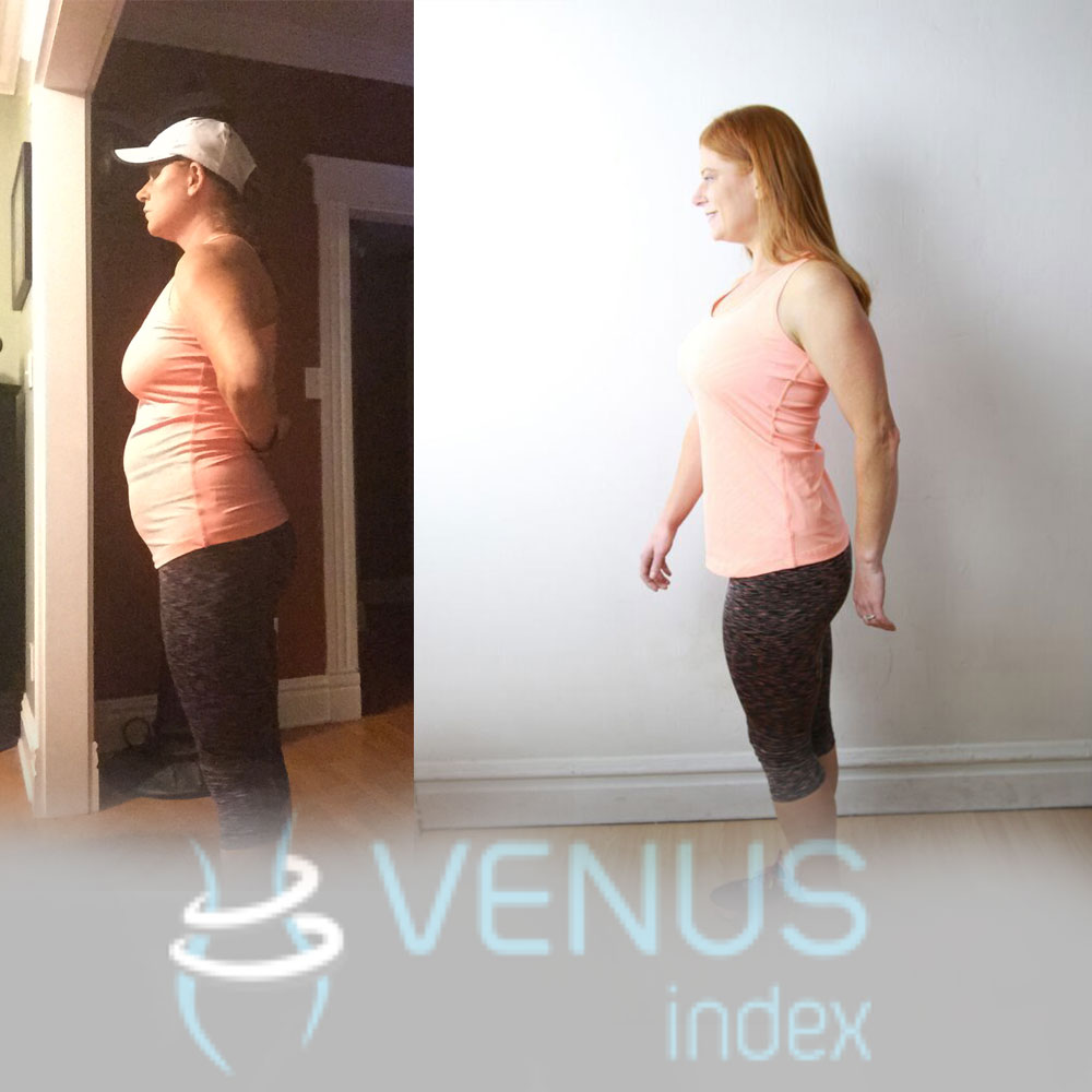 """""""After 12 weeks I have learned that I can eat whatever I want, no more being obsessive, just being aware of what is going in is enough. I have taken a full minute off my running pace and my knees are much happier these days."""""""