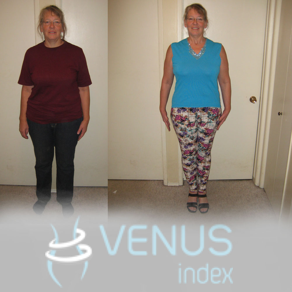 """""""So many people whom I have watched doing other programs, seemed to balloon when they quit their programs. I am very happy that I am getting shapely, as well as a losing weight. I think it is in developing a body shape with muscle that determines the great results."""""""