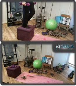 Heather Venus Index Home Gym