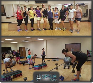 Carly Venus Class June 2015