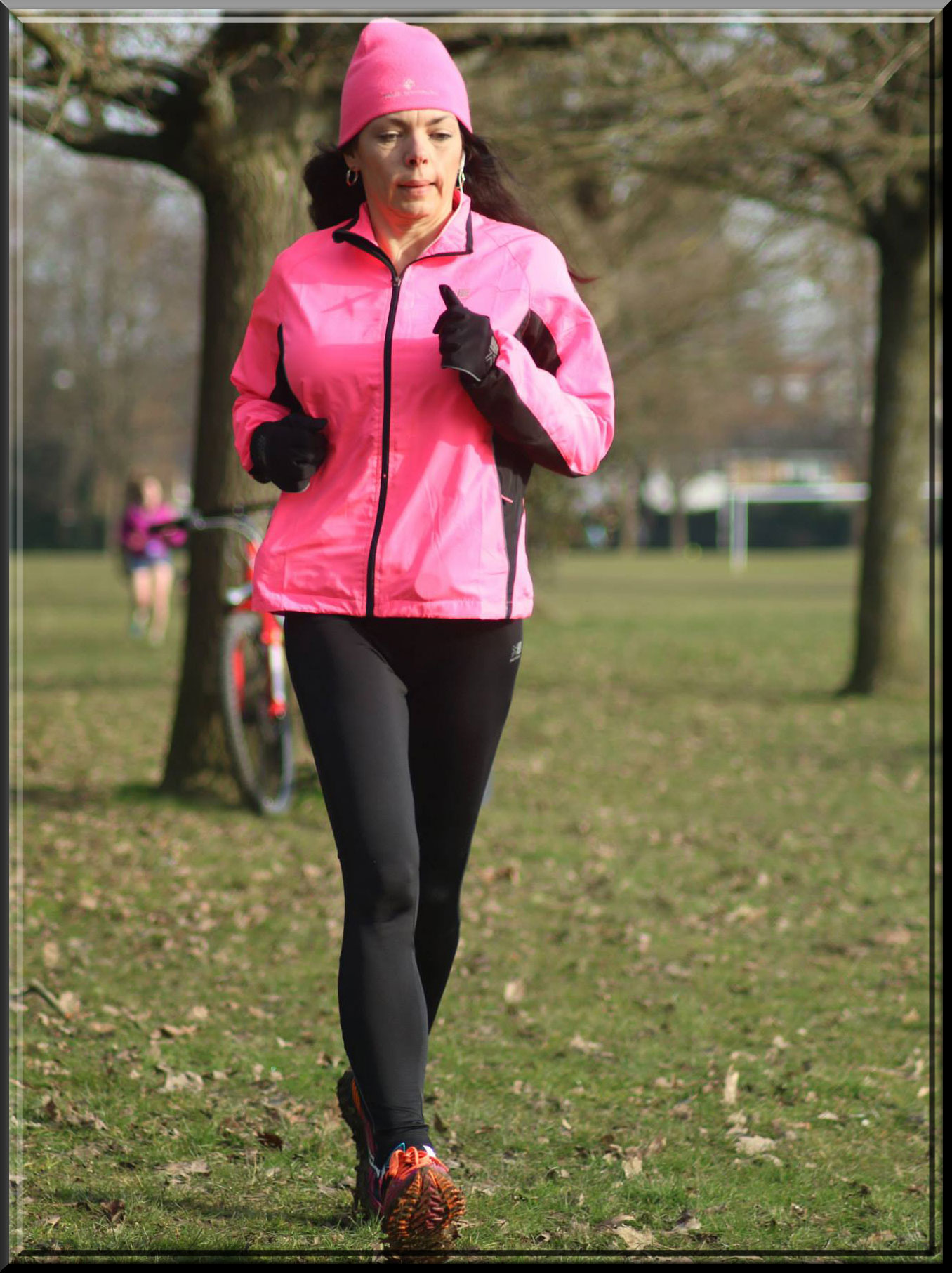 Kath has new goals to set personal records with running now. It's something she really enjoys with her husband and friends.