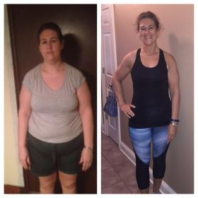 How Lisa from Mississippi learned to NEVER GIVE UP on fat loss