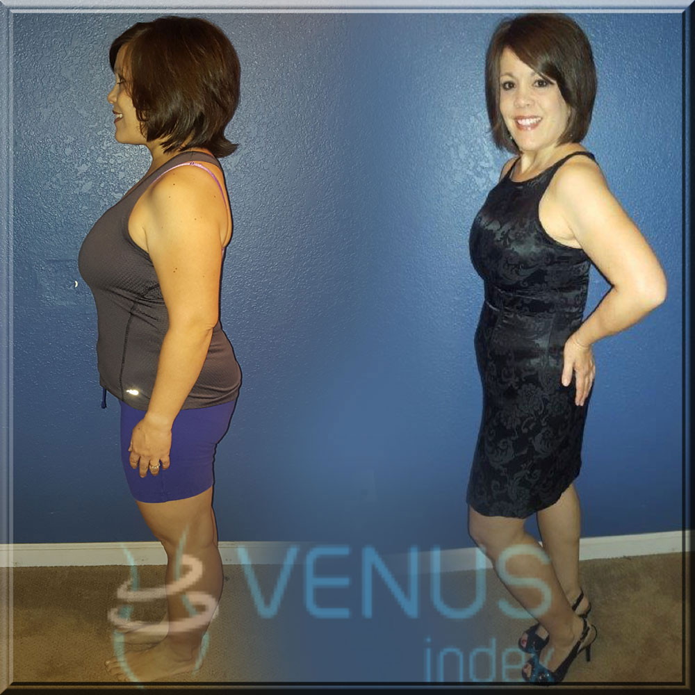 The Venus program is empowering because the workouts give me a new confidence in myself that I can succeed and that I will be the best that I can be. Thank you to the creators of Venus, the entire Venus community, and especially to my friend Roberta Saum.