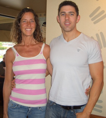 Naomi and John Barban