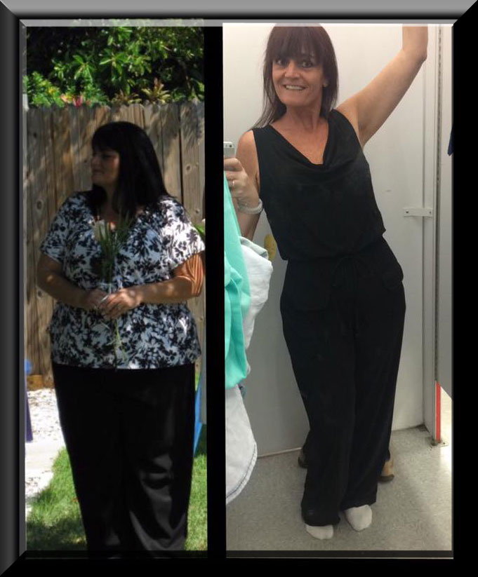 Ali lost 64 pounds and 42 inches with the Venus program and is not about to quit!