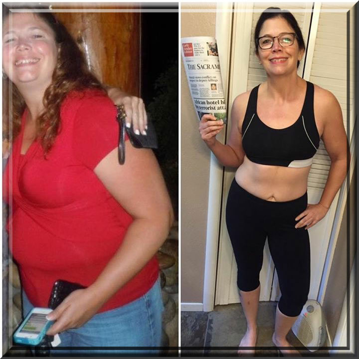 Tara is very motivated to keep going and is currently in our Venus Transformation challenge.