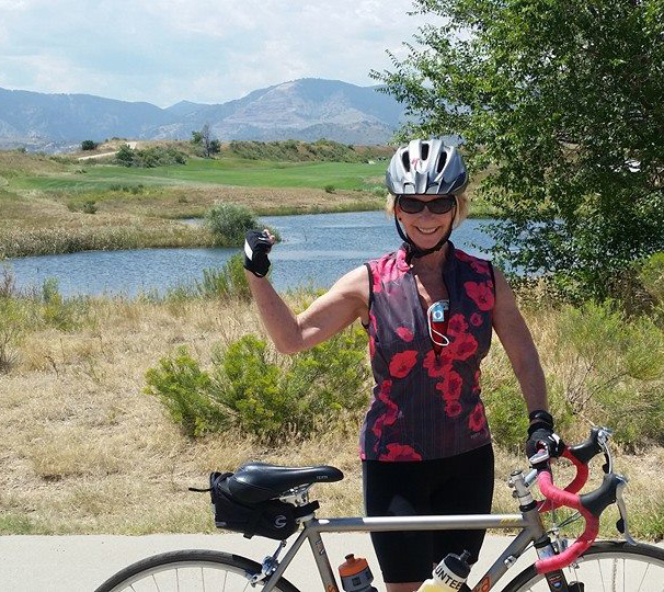 Heidi recently celebrated her 60th birthday with an 18 mile bike ride. She is super happy with her life now and you can hear the enthusiasm in her podcast interview. She is very inspiring!